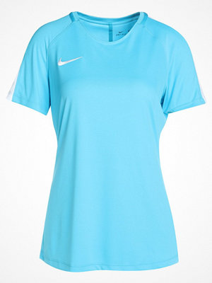 Nike Performance DRY ACADEMY  Tshirt bas lightt blue fury/white/white