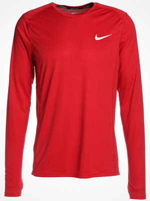 Nike Performance DRY MILER RUNNING Funktionströja gym red/gym red/reflective silver