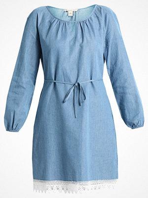 Anna Field Jeansklänning blue denim