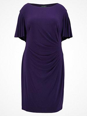 Lauren Ralph Lauren Woman MATTE SARON Jerseyklänning mure purple