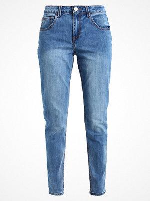 Lost Ink BOYFRIEND IN BASIL Jeans relaxed fit light denim