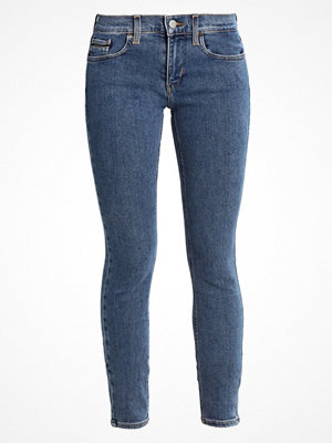 Calvin Klein Jeans MID RISE SKINNY Jeans slim fit barkly blue