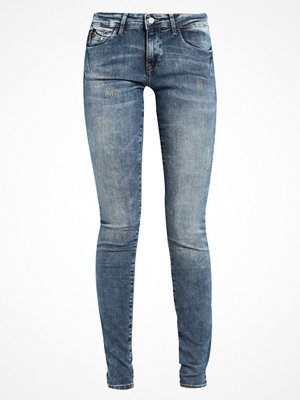 Mavi SERENA Jeans slim fit mid foggy stretch
