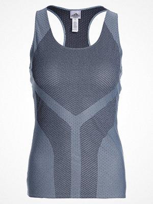 Adidas Performance TANK Funktionströja legend ink/raw grey