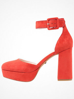 Topshop SADIE Klassiska pumps red