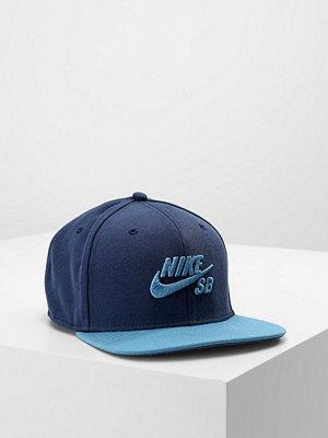 Nike Sb ICON PRO Keps thunder blue/noise aqua