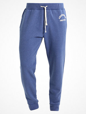 Abercrombie & Fitch LOUNGE DOORBUSTER Träningsbyxor med blue