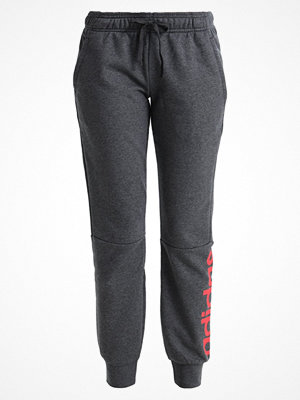 Adidas Performance PANT Träningsbyxor dark grey heather/reacor
