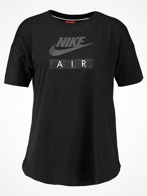 Nike Sportswear LOGO AIR Tshirt med tryck black