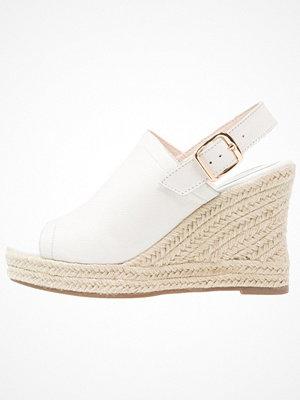 Topshop WEEKEND Sandaletter white