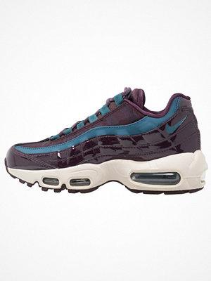 Nike Sportswear AIR MAX 95 SE PRM Sneakers port wine/light orewood brown/space blue