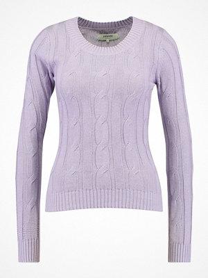 Zalando Essentials Stickad tröja wisteria