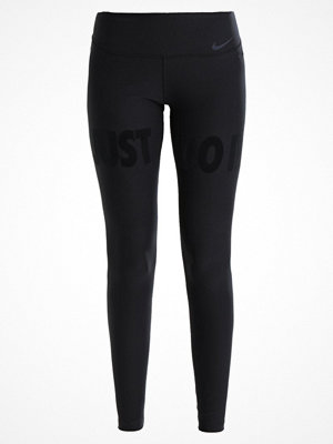 Nike Performance FLOCK Tights black/cool grey