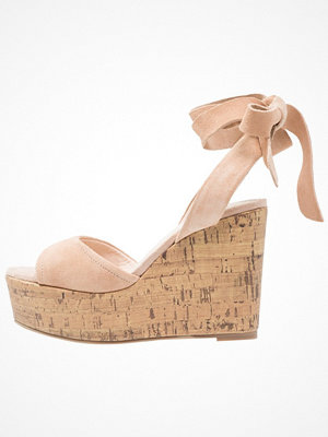 Topshop WICKED Sandaletter nude