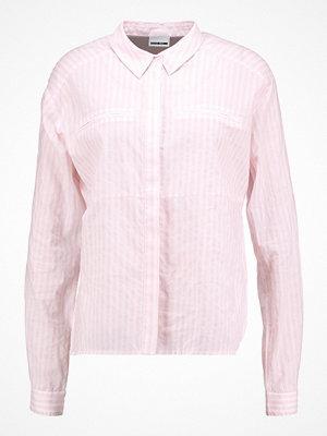 Noisy May Tall NMJACK CUTLINE Skjorta barely pink