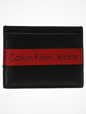 Calvin Klein Jeans LOGO POP CARDHOLDER Plånbok black