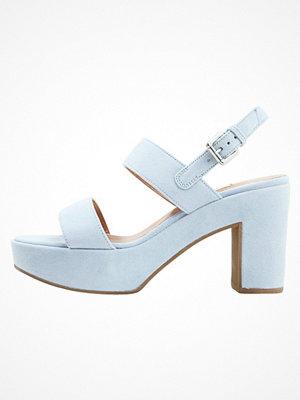L'Autre Chose Sandaletter light blue
