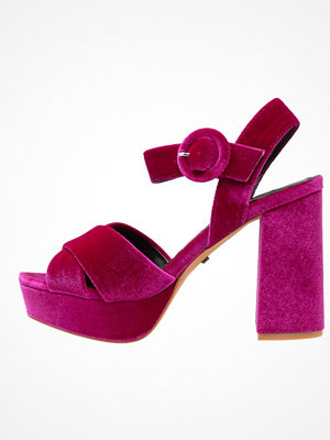Topshop LUXE X STRAP  Sandaletter pink