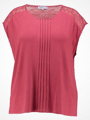 Anna Field Curvy Tshirt med tryck pink