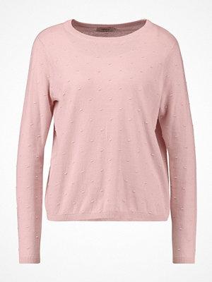 Only ONLALBERTE LUX  Stickad tröja strawberry cream