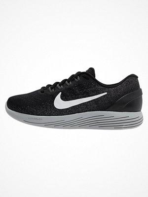Nike Performance LUNARGLIDE 9 Löparskor stabilitet black