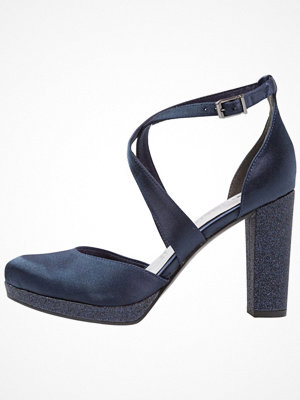 Tamaris Klassiska pumps navy