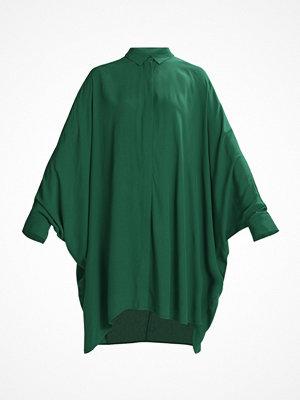 Weekday REGION DRESS Skjortklänning green