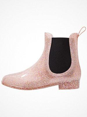 Gummistövlar - Glamorous Gummistövlar pink glitter