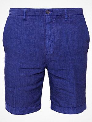 120% Lino Shorts crown blue