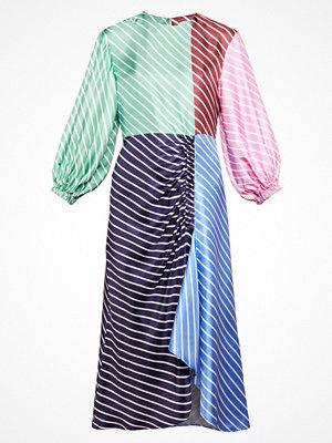 Tibi DELFINA Maxiklänning multicolor