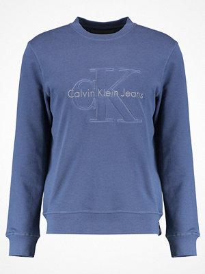 Calvin Klein Jeans HASTO SLIM FIT Sweatshirt blue
