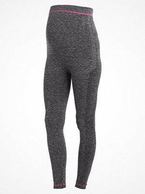 Mamalicious MLAMY ACTIVE TIGHTS Leggings medium grey melange