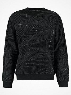 Adidas Originals NMD CREW AOP Sweatshirt black