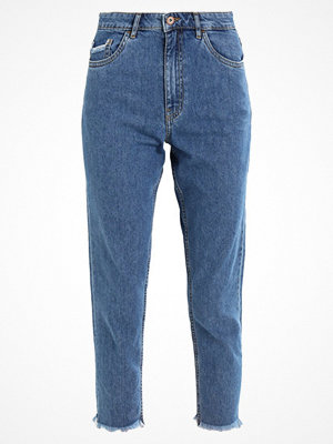 Only ONLKELLY MOM Jeans relaxed fit medium blue denim