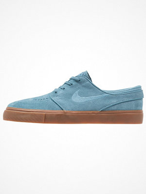 Nike Sb ZOOM STEFAN JANOSKI Sneakers noise aqua/thunder blue/dark brown/medium brown/light brown