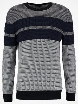 Calvin Klein SATINO Stickad tröja grey