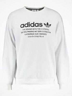 Adidas Originals NMD CREW Sweatshirt white