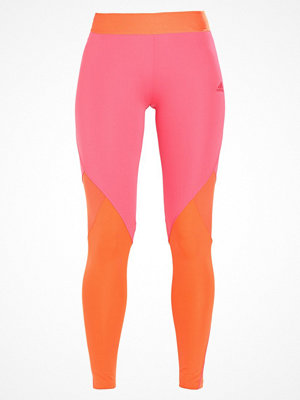 Adidas Performance LOGO LONG Tights real pink