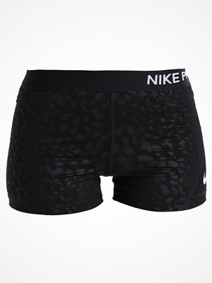Nike Performance SHORT SPOTTED CAT Tights black/white