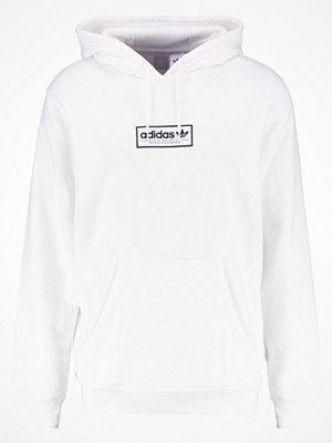 Adidas Originals SPELL OUT Luvtröja white/black