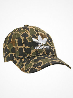 Kepsar - Adidas Originals CAMO BASEBALL  Keps multi coloured