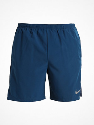 Nike Performance FLEX CHALLENGER SHORT Träningsshorts blue force/obsidian/reflective silver