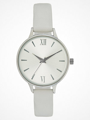 Anna Field Klocka light grey