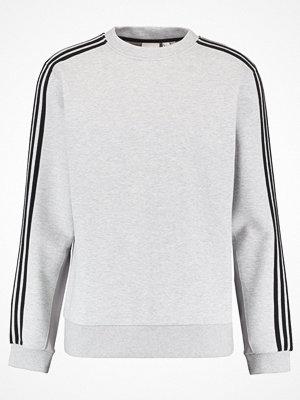 Adidas Originals CURATED CREW Sweatshirt medium grey heather