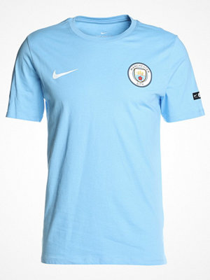 Nike Performance MANCHESTER CITY TEE CREST Klubbkläder field blue
