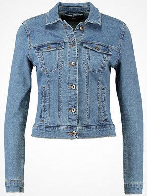 Vero Moda VMHOT SOYA Jeansjacka medium blue