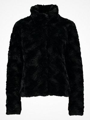 Vero Moda VMCURL HIGH NECK  Allvädersjacka black