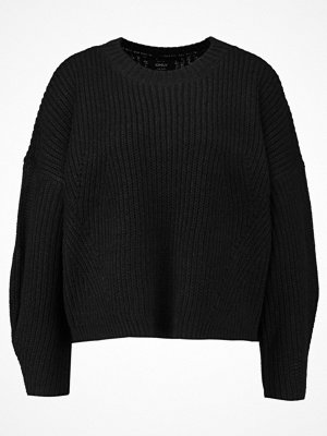 Only ONLMALIA  Stickad tröja black