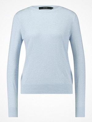 Vero Moda VMMILDA ONECK Stickad tröja cashmere blue