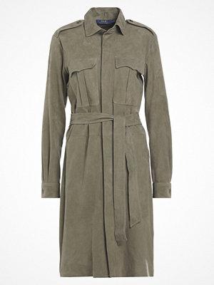 Polo Ralph Lauren Skjortklänning farm olive